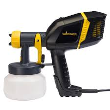 Wagner Control Stainer 150 Hvlp Handheld Sprayer 0529051 The Home Depot