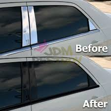 Auto Parts Accessories Matte Black Vinyl Wrap For Chrome Delete Car Decal Roll Sticker 3m 1080 Gloss Smaitarafah Sch Id