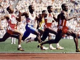 Olympics: Calvin Smith true winner of 'dirtiest race' in history ...