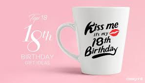 top 18 18th birthday gift ideas