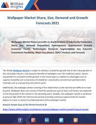 million insights wallpaper market