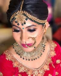 best bridal makeup artists in india
