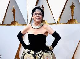 Rita Moreno To 'My Gente': Be Proud Of Who You Are, And Don't Give Up |  Alabama Public Radio