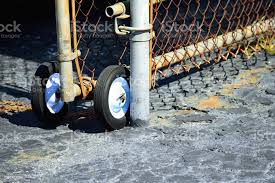 Fence Gate Wheels Stock Photo Download Image Now Istock