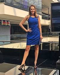 Elma Smit - On #InTouch SuperSport: I ask Joel Stransky if ...