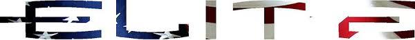 Limb Decals Elite Archery 2017 Flag2 Onestringer