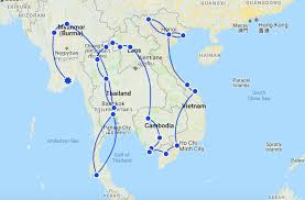 3 month southeast asia itinerary