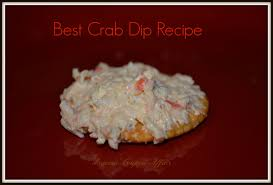 Crab dip recipes, Crab dip recipe cold ...