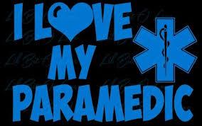 I Love My Paramedic Emt Medic Emergency Medical Technician Vinyl Decal Lilbitolove Housewares On A Emergency Medical Technician Paramedic Emergency Medical