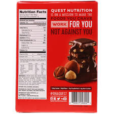 quest nutrition protein bar chocolate