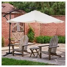 aluminum hanging patio umbrella