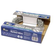 Whites 1 57mm X 30m High Tensile Barbed Wire Bunnings Warehouse