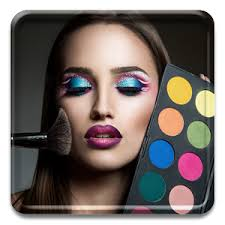 makeup photo editor for s face