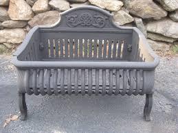 antique ornamental black cast iron