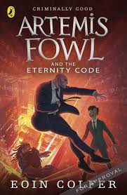 Artemis Fowl and the Eternity Code: Amazon.it: Colfer, Eoin: Libri ...