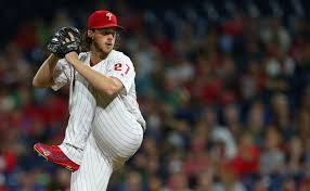Phillies sign ace Aaron Nola to four-year extension