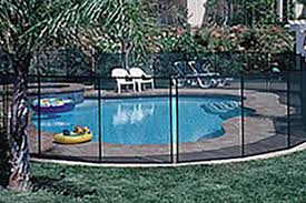 Protect A Pool Inground Safety Fence Love My Spa