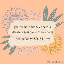 stay positive 🌻