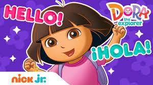 speak spanish w dora the explorer