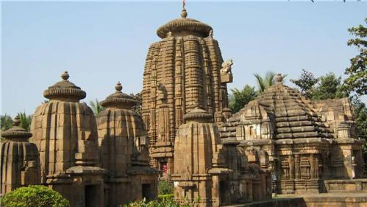 Image result for Bhubaneswar City temples""