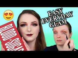 soft glam makeup tutorial jeffree star