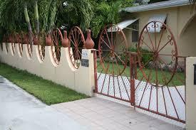 Many Fences Of Key West Shoestring Weekends Blog