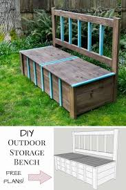25 outdoor toy storage ideas for