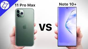 iPhone 11 Pro Max VS Samsung Galaxy Note 10 Plus - Which One to Get? -  YouTube