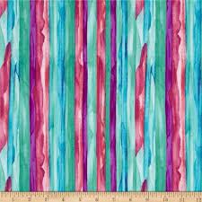 Isabella Stripe Augusta Hoffman K7133 Cotton Fabric 1/2 yard | Etsy