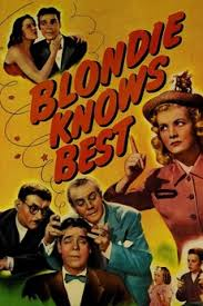 Blondie Knows Best (1946) directed by Abby Berlin • Reviews, film ...