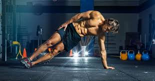 this 6 move bodyweight workout will