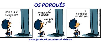 A tirinha do personagem Armandinho,... - Tirando de Letra | Facebook