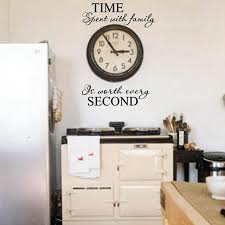 Time Spent With Family Family Quotes Vinyl Wall Decals Decor Self Expressions Decals More