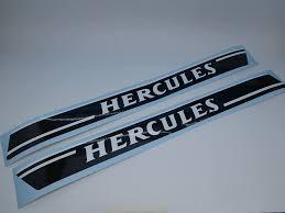 Hercules K50 Rx Stickers Autocollants Decal Aufkleber Motorcycle Accessories Scubadivetoday Com
