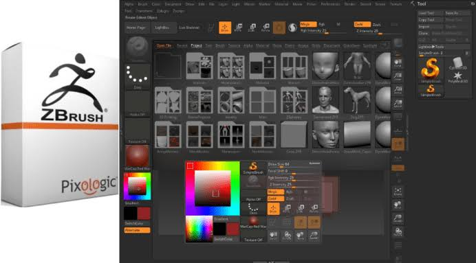 Image result for ZBRUSH 4R8 LATEST CRACK""