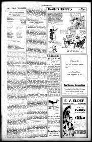Eastern Progress - 4 Dec 1931