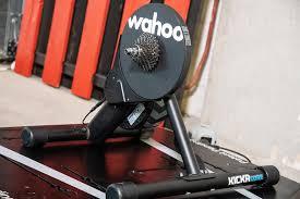 wahoo kickr core trainer in depth