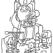 Sinterklaas Kleurplaten Een Tekening Maken Voor Sinterklaas