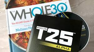 whole30 round 2 with focus t25