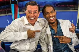 The Late Show With Stephen Colbert' Bandleader Jon Batiste Dishes ...