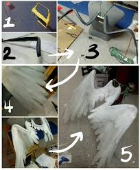 tutorial for some wings i made for anya