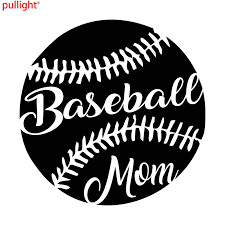 Baseball Mom Sports Game Vinyl Window Decal Sticker For Car Truck Car Accessories Car Styling Sticker For Car For Carwindow Decals Aliexpress