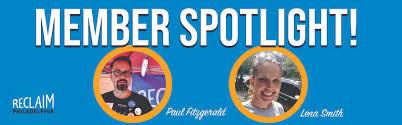 Member Spotlight: Paul Fitzgerald and Lena Smith — Reclaim ...