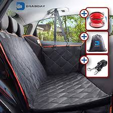 waterproof pet seat cover for dogs pet