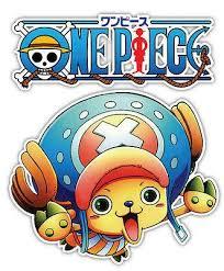 One Piece Tony Tony Chopper Anime Car Decal Sticker 010 Anime Stickery Online