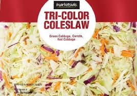 dole coleslaw sold at walmart recalled