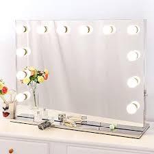 light hollywood makeup mirror lighted