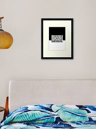 When You Want To Eric Thomas Gym Motivational Quote Framed Art Print By Mosaicart Redbubble