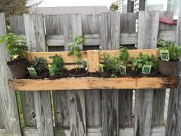 How To Make Your Own Hanging Herb Garden For Your Patio Diy