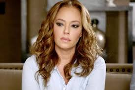 make up does leah remini wear 2019